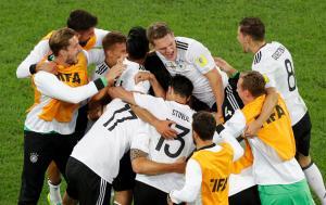 Confederations Cup: Το σήκωσε με τα… δεύτερα η Γερμανία!