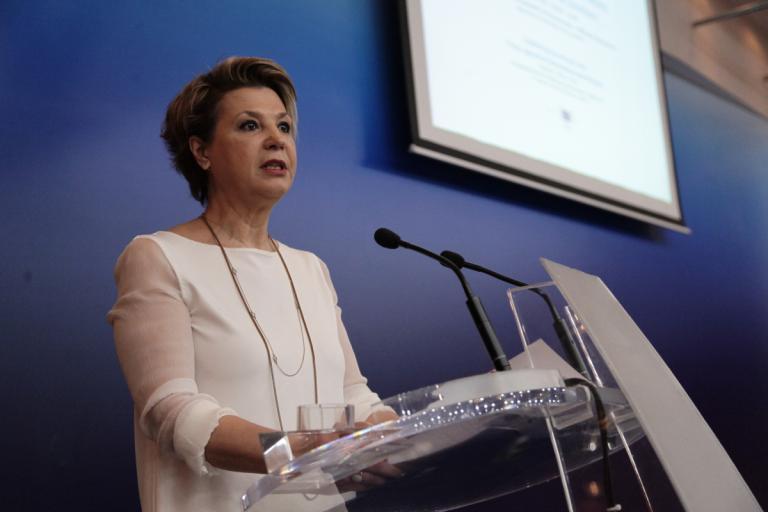Γεροβασίλη: Δεν υπάρχει καμία πρόσληψη χωρίς διαδικασίες ΑΣΕΠ