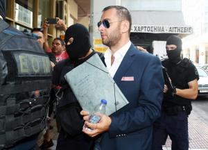 Γιαννουσάκης: Του ευχήθηκαν καλή τύχη και τον έστειλαν πίσω στις φυλακές