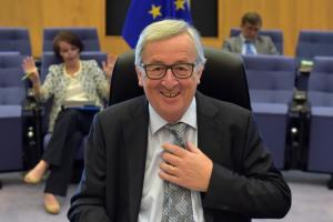 Γιούνκερ: Η λύση στο Κυπριακό θα πρέπει να είναι ευρωπαϊκή