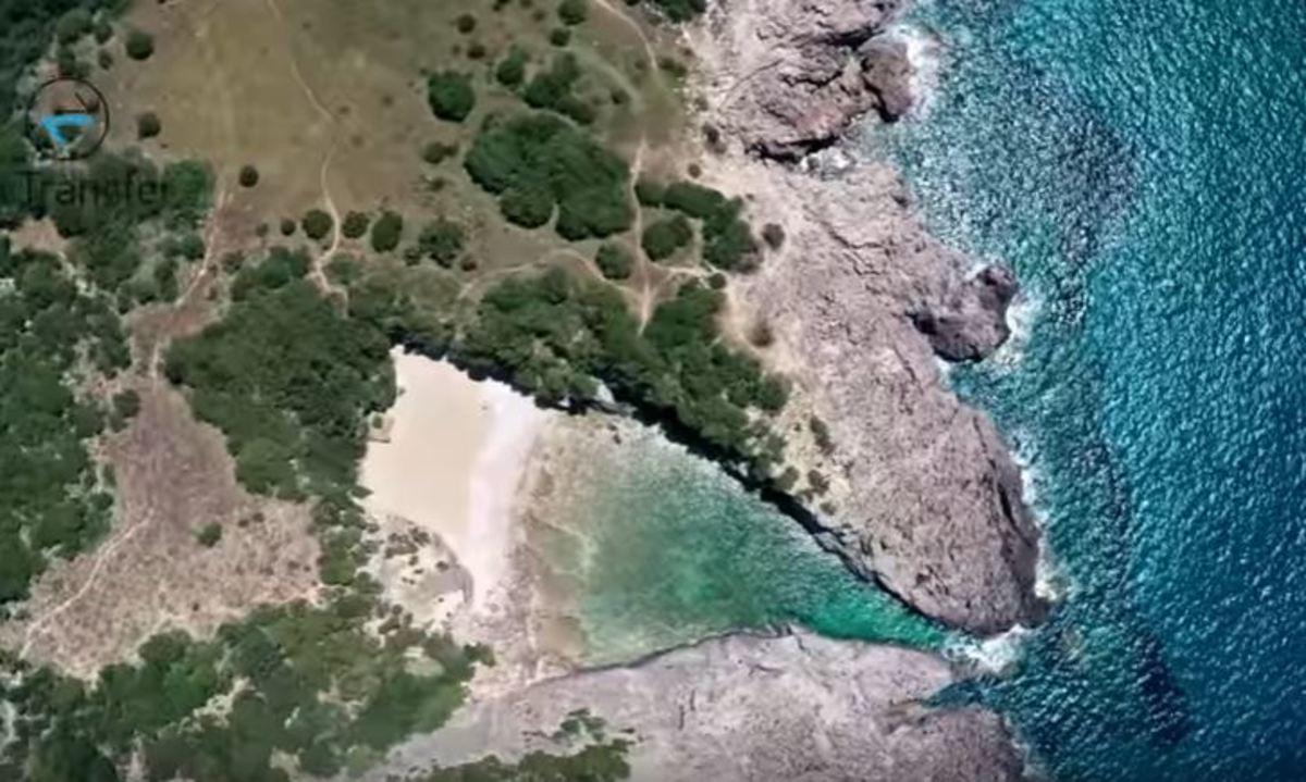 Η πιο κρυφή παραλία της Ελλάδας δεν είναι το Σεϊτάν λιμάνι!   Newsit.gr