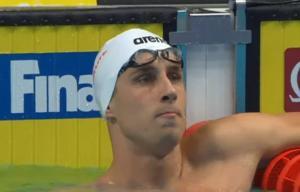 Μεγάλη επιτυχία για την ελληνική κολύμβηση! Στον τελικό ο Γκολομέεβ