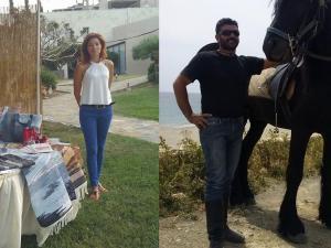 Κρήτη: Αυτοί είναι οι γονείς που χάθηκαν για να σώσουν τα παιδιά τους