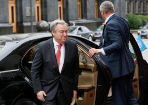 Χωρίς εμπιστοσύνη και εγγυήσεις δεν θα υπάρξει λύση στο Κυπριακό» δηλώνει γ.γ του ΟΗΕ