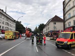 Επίθεση με μαχαίρι σε σούπερ μάρκετ του Αμβούργου! Ένας νεκρός, πολλοί τραυματίες