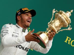 Formula 1: Πρώτος στο σπίτι του ο Χάμιλτον!