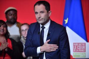 Αποχώρησε από το Γαλλικό Σοσιαλιστικό Κόμμα ο Μπενουά Αμόν