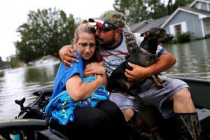 Χάρβεϊ: Οικογενειακή τραγωδία! Έξι νεκροί που είχαν παγιδευτεί