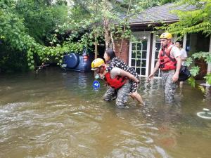Τυφώνας Χάρβεϊ: Πέντε οι νεκροί, πάνω από 30.000 οι άστεγοι