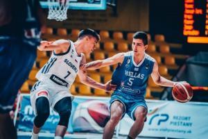 Εθνική Εφήβων: Τρομερή πρεμιέρα για τη «γαλανόλευκη» στο Ευρωμπάσκετ!