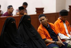 28χρονη ήθελε να τινάξει στον αέρα το προεδρικό μέγαρο της Ινδονησίας
