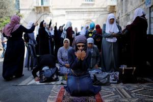 Το Ισραήλ απέσυρε όλα τα μέτρα ασφαλείας από την Πλατεία των Τζαμιών