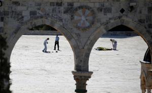 Βίντεο ντοκουμέντο: Η στιγμή του μακελειού στην Ιερουσαλήμ!