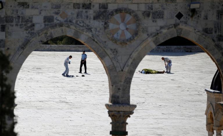 Βίντεο ντοκουμέντο: Η στιγμή του μακελειού στην Ιερουσαλήμ! | Newsit.gr