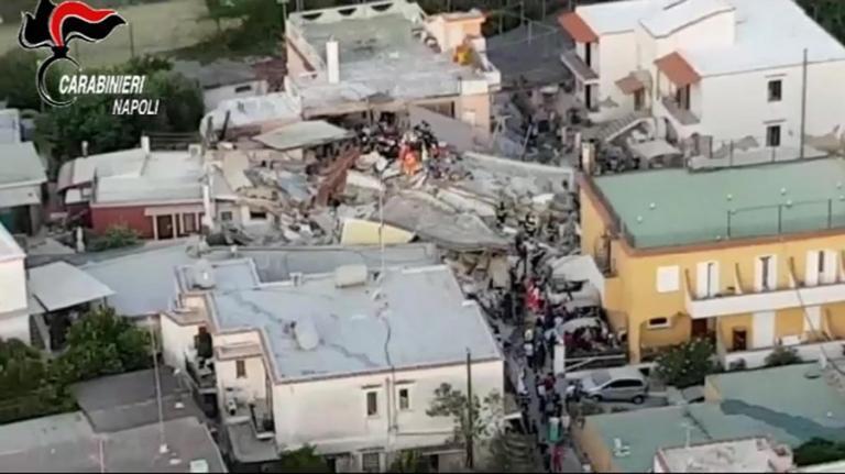 Έγκλημα! Έχτισαν πολυκατοικία πάνω σε παλιό υπόγειο | Newsit.gr