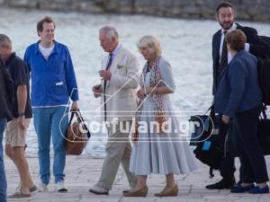 Στην Κέρκυρα ο Πρίγκιπας Κάρολος και η Καμίλα! [pics]