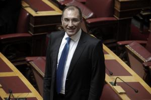 """Ηχηρές απουσίες και """"παρών"""" στην εκλογή Καμμένου ως αντιπροέδρου της Βουλής"""