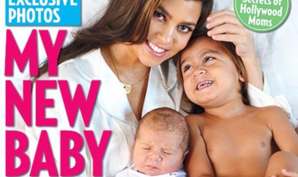 K. Kardashian: Φωτογραφίζεται για πρώτη φορά με την νεογέννητη κορούλα της!   Newsit.gr