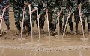 Κίνα: Έκλεισε για τους επισκέπτες ο καταρράκτης Χουκόου λόγω των έντονων βροχοπτώσεων
