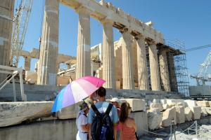 Καύσωνας: Αλλάζει το ωράριο στους αρχαιολογικούς χώρους
