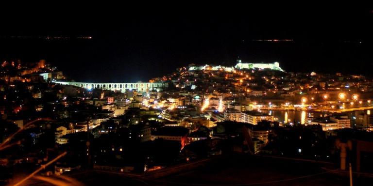 Στο σκοτάδι «βυθίστηκε» η Καβάλα – Έκρηξη σε μετασχηματιστή της ΔΕΗ | Newsit.gr