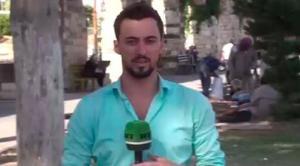 Συρία: Δολοφονία δημοσιογράφου μετά την τελευταία ζωντανή μετάδοση – Οι τελευταίες του λέξεις!