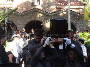 Μίνως Κυριακού – Κηδεία: Ήταν όλοι εκεί! Συγκινεί το τελευταίο αντίο στον «πατριάρχη» του ΑΝΤ1