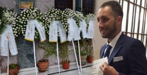 Θρήνος στην Ηλεία για τον Σπύρο Γιατρά – Ο 25χρονος ξεψύχησε τον Δεκαπενταύγουστο