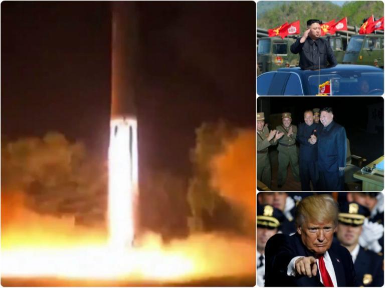 Παγκόσμιος συναγερμός! Η Βόρεια Κορέα εφαρμόζει πυρηνικές κεφαλές στους πυραύλους της! | Newsit.gr