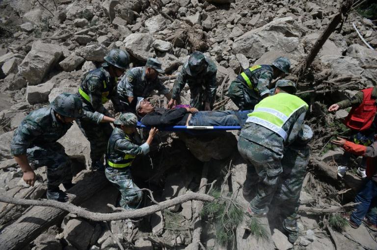 Συνεχίζεται η μακάβρια «καταμέτρηση» – 19 νεκροί από τον φονικό σεισμό στην Κίνα | Newsit.gr