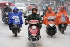 Τρεις νεκροί στην Κίνα από τις ισχυρές βροχοπτώσεις