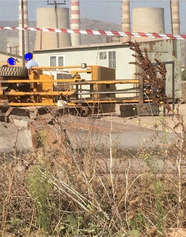 Φρικτό δυστύχημα στο ορυχείο Καρδιάς – Κλαρκ καταπλάκωσε πατέρα τριών παιδιών [pic]   Newsit.gr