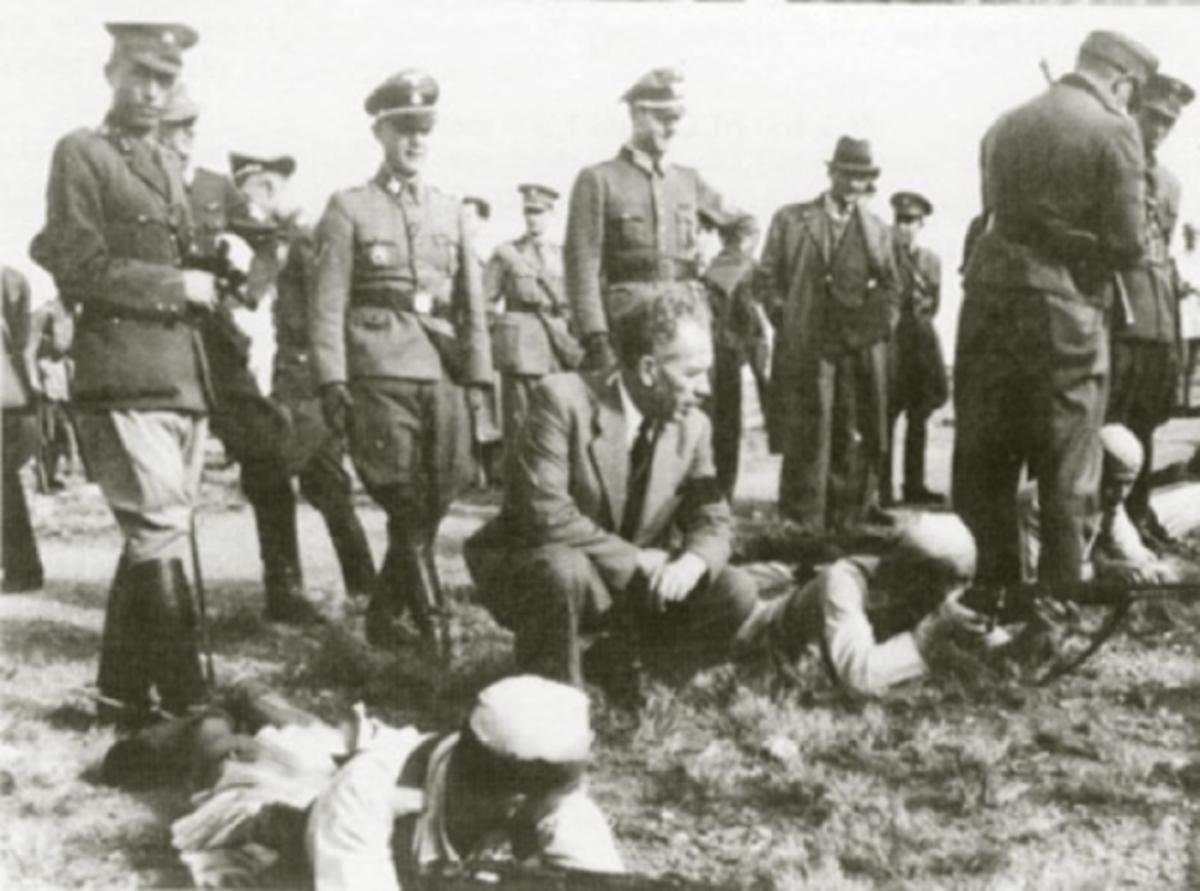 Το μπλόκο της Κοκκινιάς: Έτσι έγινε το αιματοκύλισμα [pics,vid]   Newsit.gr