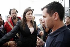 Νέα «επίθεση» Κωνσταντοπούλου σε Γλέζο – «Διαλέγεις κατακτητή»