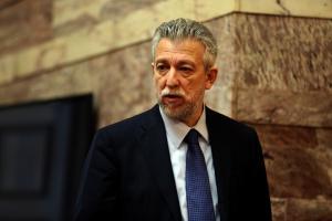 Κοντονής κατά δικαστών: Σαν να απαιτούν αφωνία απ' όσους έχουν αντίθετη γνώμη