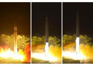 Παγκόσμιος συναγερμός! Η Βόρεια Κορέα εκτόξευσε πύραυλο πάνω από την Ιαπωνία