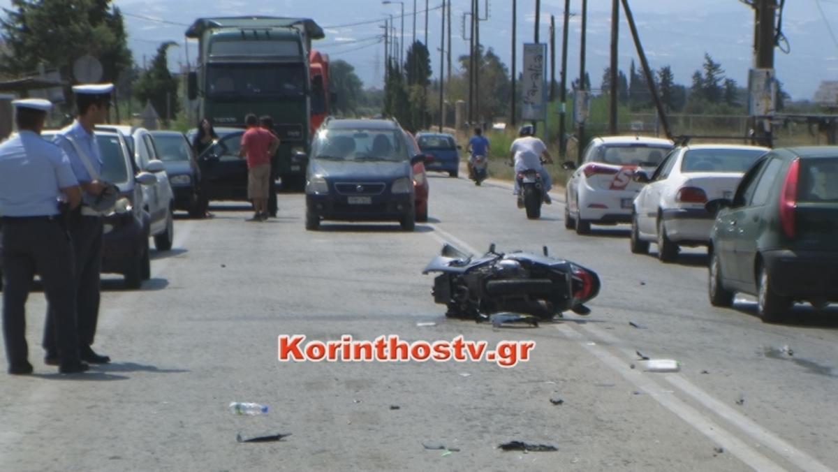 Θρήνος για 27χρονο που σκοτώθηκε στην Παλαιά Εθνική Κορίνθου – Πατρών [vid] | Newsit.gr