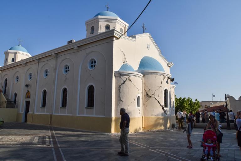 Σεισμός στην Κω: Αναθεωρήθηκε το μέγεθος | Newsit.gr