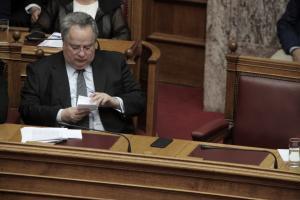 Κυπριακό: «Έξαλλος» ο Κοτζιάς με τον «λομπίστα» Άιντε!