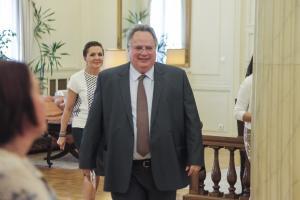 Ο Κοτζιάς συμμετέχει στο Εθνικό Συμβούλιο της Κύπρου
