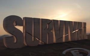 Ηλεία: Όλα έτοιμα για το Survival στην Κουρούτα – Εικόνες από τον στίβο μάχης [pics]
