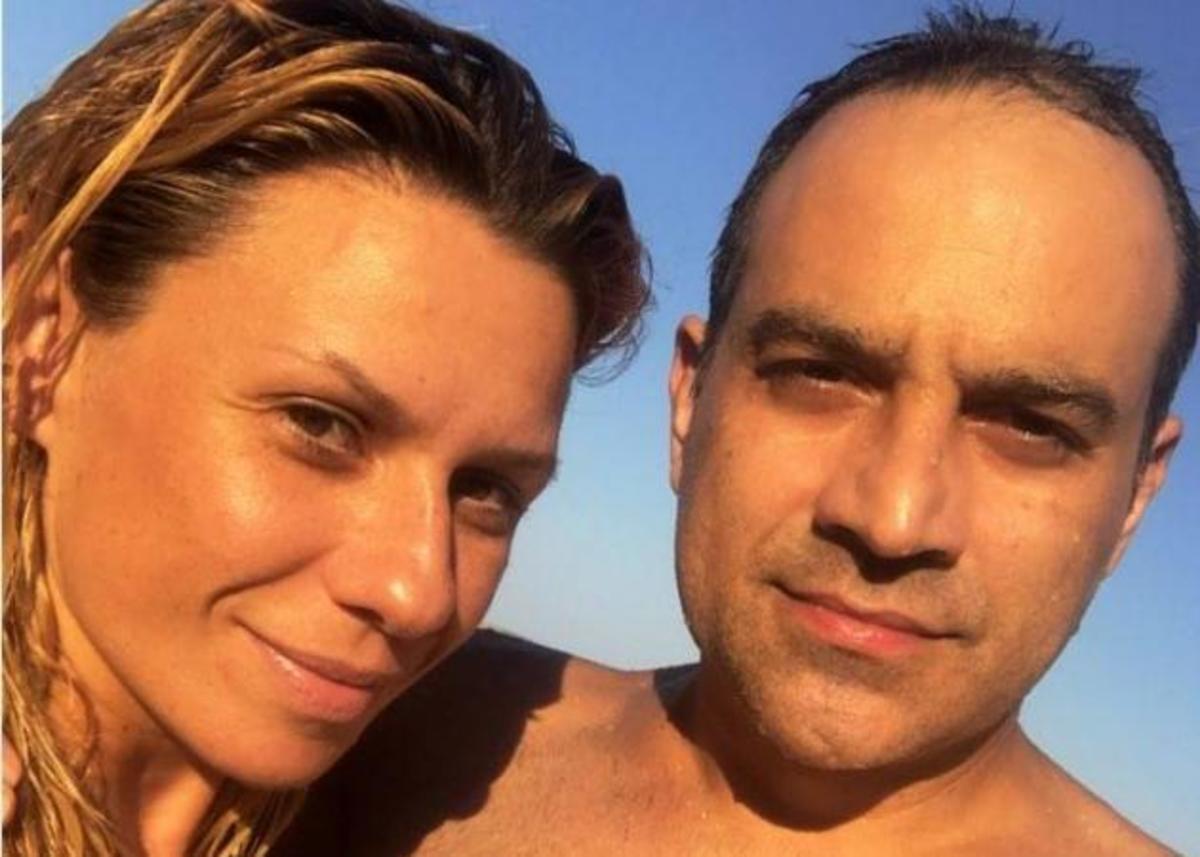 Κατερίνα Καραβάτου – Κρατερός Κατσούλης: Oι υπέροχες διακοπές τους στα Σφακιά![pics] | Newsit.gr