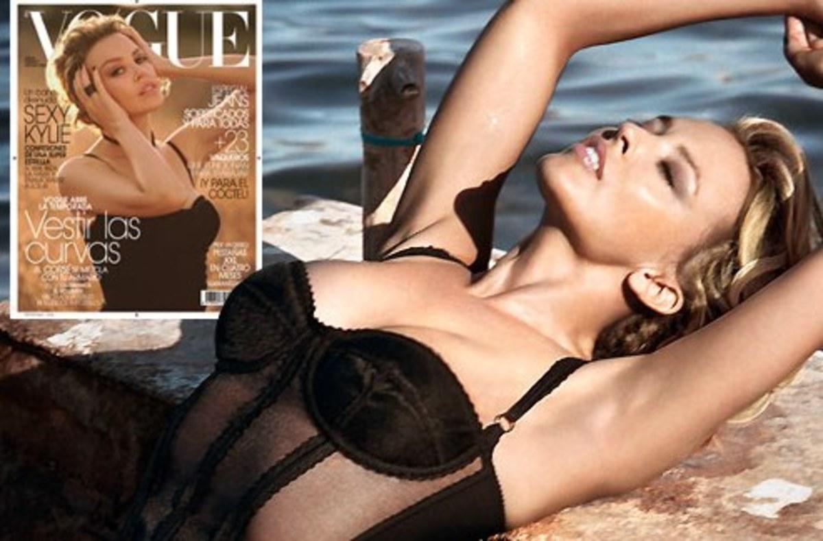 Η σέξι φωτογράφιση, της Kylie Minogue! | Newsit.gr