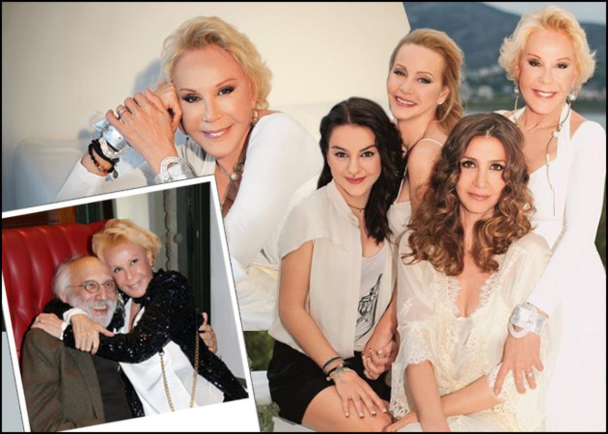 Ζωή Λάσκαρη: Οι τελευταίες στιγμές στο σπίτι στο Πόρτο Ράφτη και ο θρήνος στον καλλιτεχνικό κόσμο | Newsit.gr