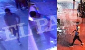 Ψυχρός δολοφόνος – Ο μακελάρης της Βαρκελώνης φεύγει ατάραχος μετά τη σφαγή στη Λας Ράμπλας