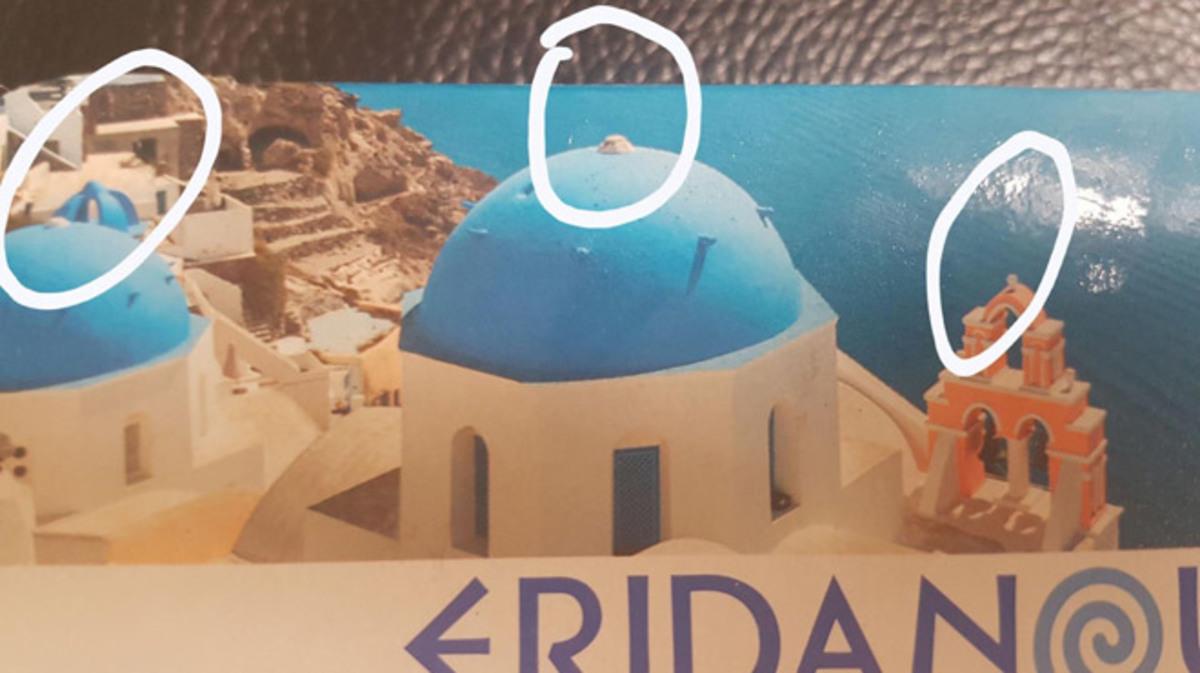 Γερμανική αλυσίδα σούπερ μάρκετ αφαίρεσε τους σταυρούς από τις εκκλησίες της Σαντορίνης! | Newsit.gr