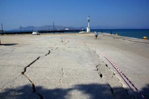 Σεισμός στην Κω: »Άντεξε» τα Ρίχτερ το Λιμάνι – Τι διαπίστωσαν οι δύτες