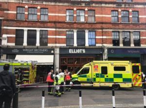 Λονδίνο: Μία σύλληψη για την βομβιστική επίθεση στο μετρό – Τρόμος ξανά στην πόλη [pics]