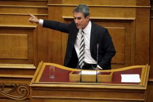 Ερώτηση Λοβέρδου σε Κοντονή για την τύχη των 8 Τούρκων αστυνομικών