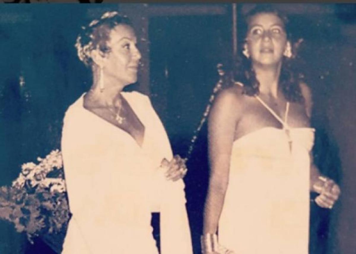 Μαρία Ελένη Λυκουρέζου: Ραγίζει καρδιές το αντίο στη μητέρα της Ζωή Λάσκαρη | Newsit.gr